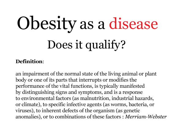 obesity-as-a-disease